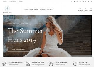 Blossom Shop free WordPress theme