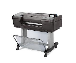 HP DesignJet Z9+dr Large Format Photo Printer Drivers Download