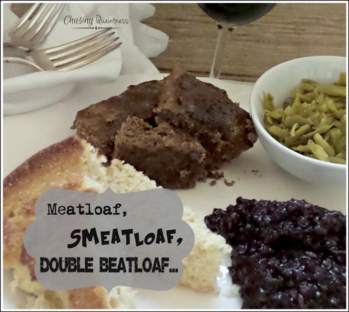 Christmas Meatloaf.Meatloaf Smeatloaf Double Beatloaf Chasing Quaintness