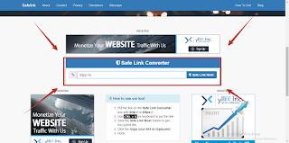 Cara Membuat Safelink Converter