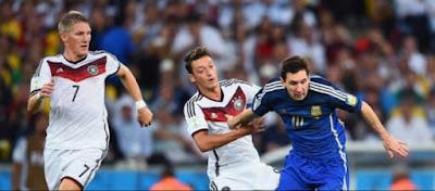 من الزمن.. شاهد ألمانيا تفوز على الأرجنتين وتحقق كأس العالم للمرة الرابعة فى تاريخها