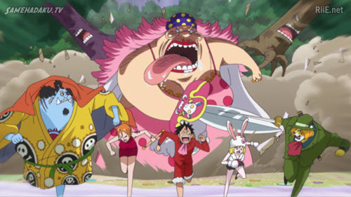 One Piece Episode 848 Subtitle Indonesia
