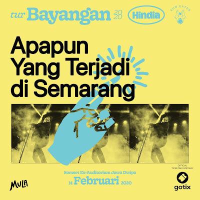 Tur Bayangan Hindia Semarang