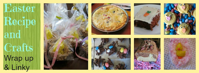 Easter crafts Easter Food Ideas