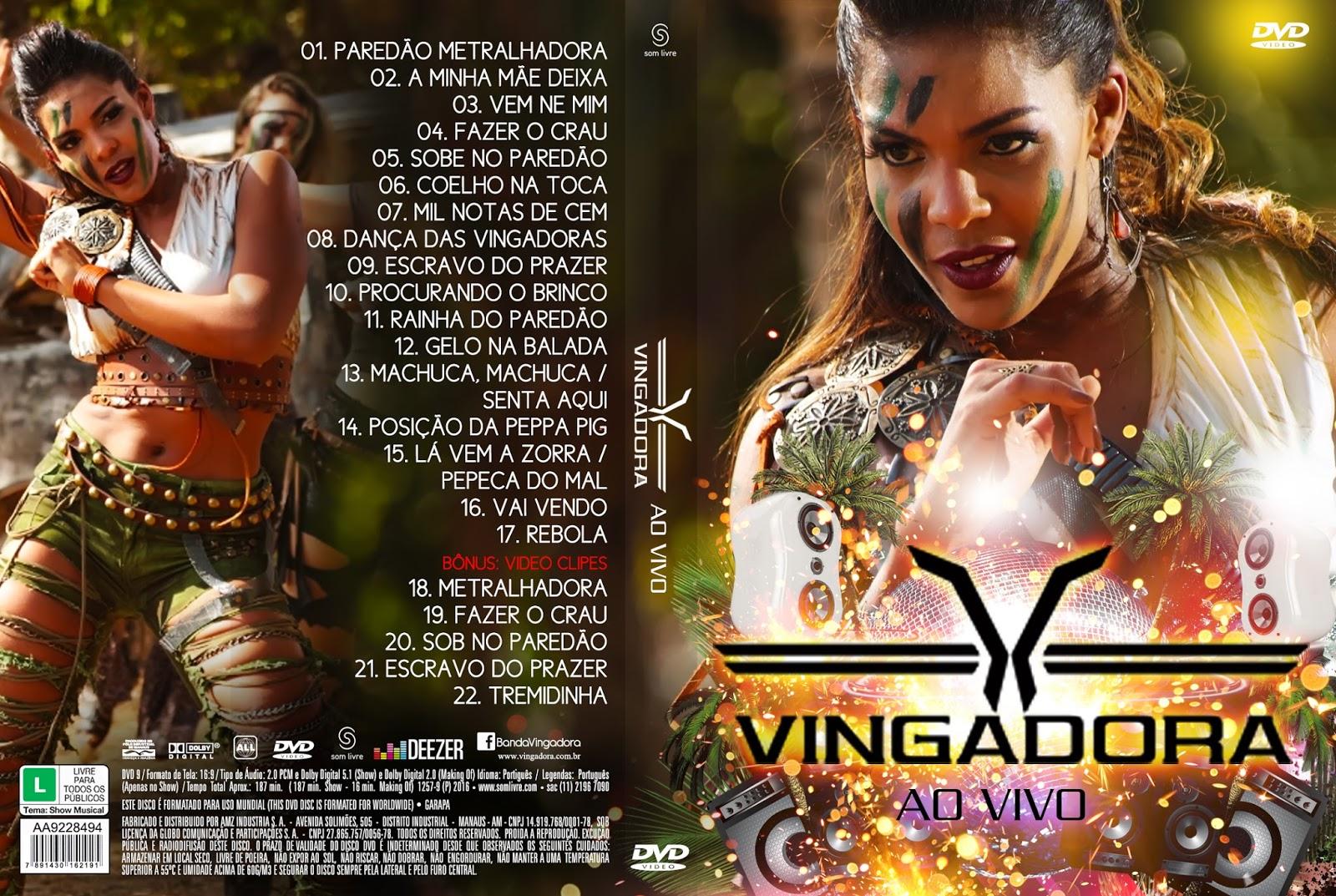 Vingadora Ao Vivo DVDRip XviD 2016 Vingadora 2BAo 2BVivo 2BDVD R 2BXANDAODOWNLOAD