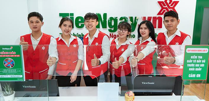 Cầm giấy tờ xe ở đâu uy tín? Hãy đến với TienNgay.vn