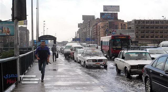 تغيرات جديدة في حالة الطقس في مصر