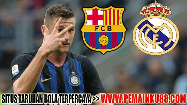 Real Madrid Siap Saingi Barcelona Demi Bek Baru Ini