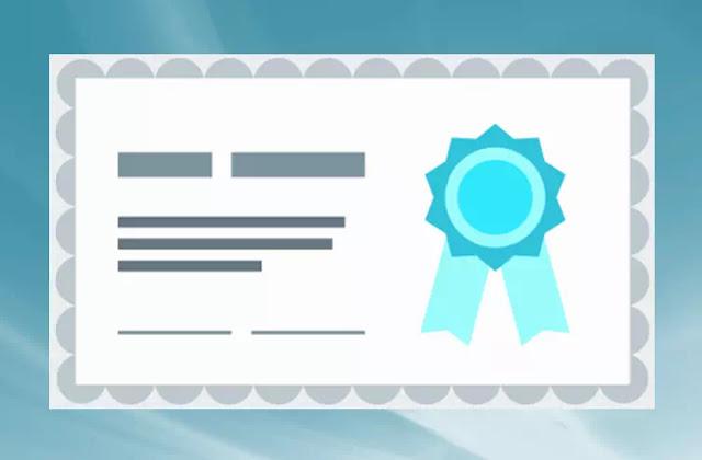 perbedaan sertifikasi dan lisensi