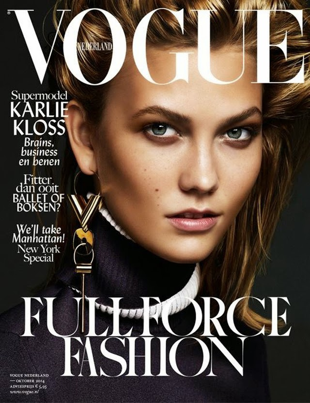 Karlie Kloss one earring