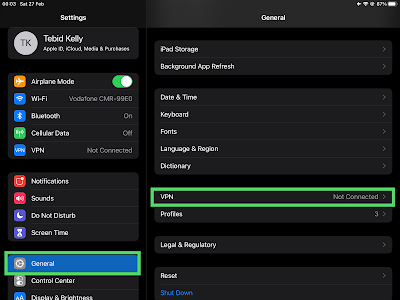 Your freedom vpn premium optimized settings on iphone and ipad