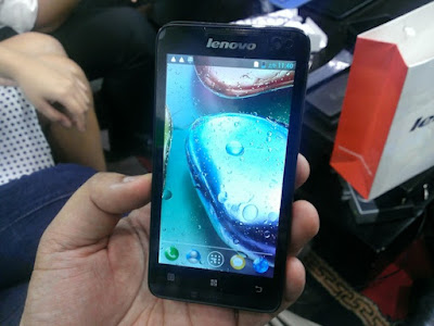 Cara Flashing Lenovo S890 Softbrick via Flashtool