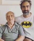 रणवीर शौरी अपने पिता के साथ
