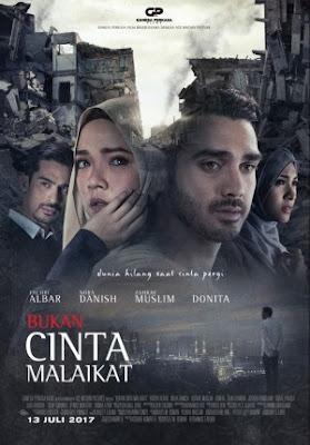 Sinopsis Film BUKAN CINTA MALAIKAT (2017)