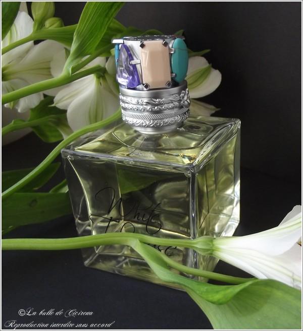 White Tubereuse, nouveau parfum, Reminiscence