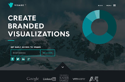 The Most Popular Web Design Trend: Static Header & Ghost Button