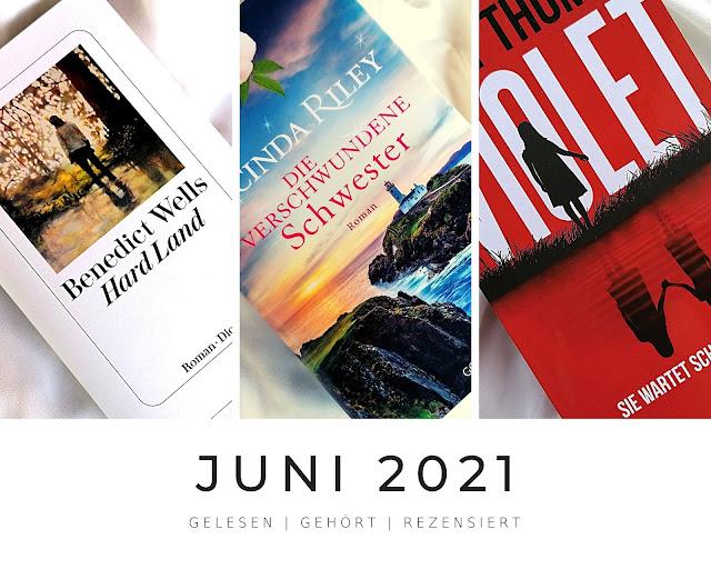 Lesemonat Juni 2021