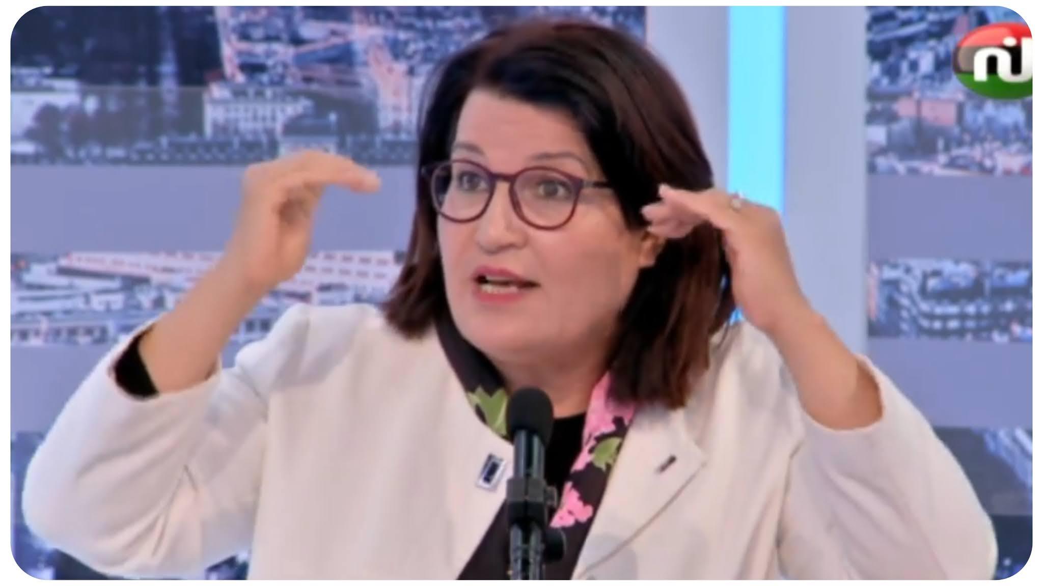 بالفيديو سميرة مرعي:باش نوصلو لأكثر من10 آلاف حالة وفاة في أواخر شهر أفريل