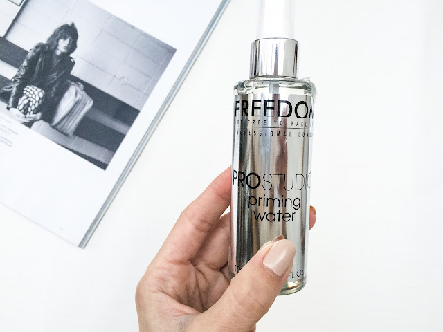 Freedom Makeup Pro Studio Priming Water