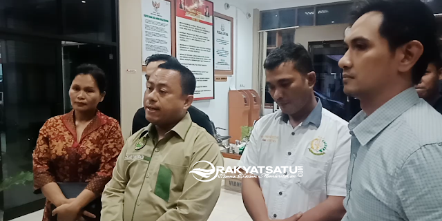 Kepala Lembang Bau Resmi Ditahan, Kajari Tana Toraja: Jangan Coba-coba Korupsi Dana Desa