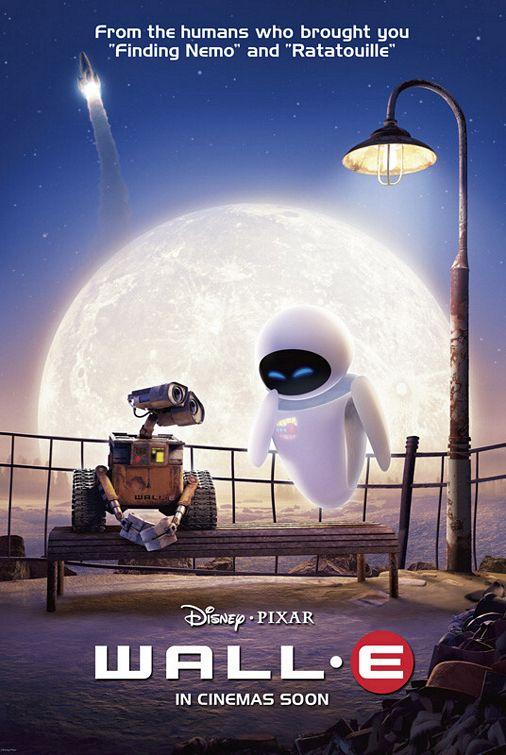 Nonton Film WALL-E (2008)