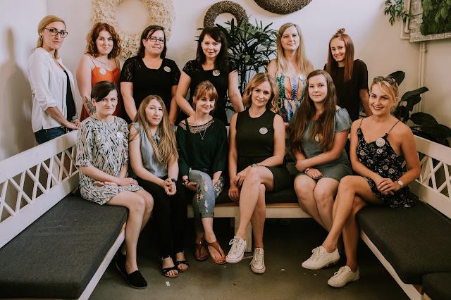 """Spotkanie blogerek w Stalowej Woli """"Spotkajmy się przy kawie"""""""