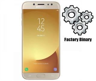 روم كومبنيشن Samsung Galaxy J7 Pro SM-J730K