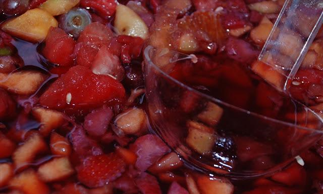 Zurra receta zurracapote sangria tinto de verano sangría