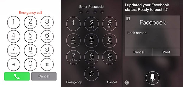 Second iOS 7 Lockscreen vulnerability lets intruders to make calls from locked iPhone