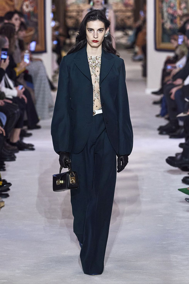 The Best Looks from Paris Fashion Week Fall 2020