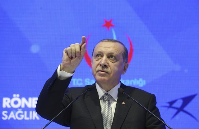 Το μπρα ντε φερ Ευρώπης - Τουρκίας και ο «ανορθόδοξος» Ερντογάν