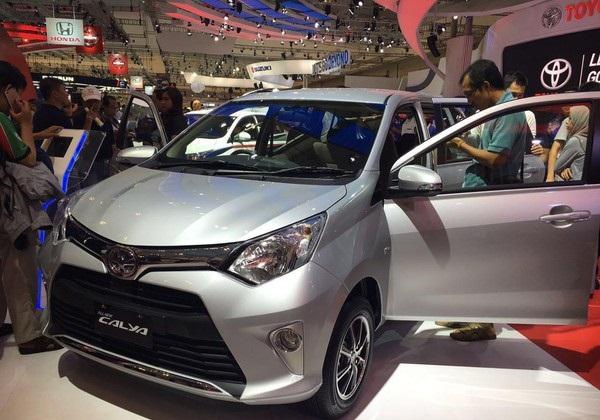 mobil paling laris Toyota calya