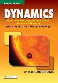 [PDF] Dynamics By Dr. M.D.Raisinghania