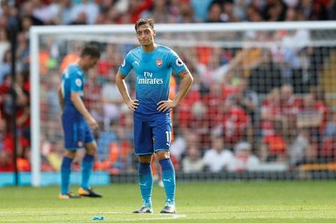 Real Madrid để cho Ozil sang CLB Arsenal