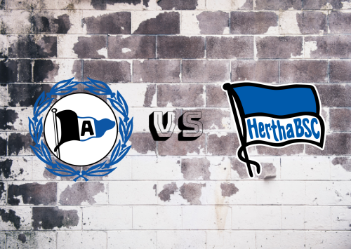 Arminia Bielefeld vs Hertha BSC  Resumen