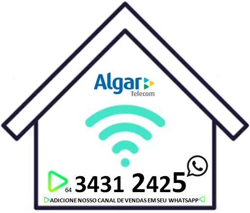 Plano Residencial Algar telecom itumbiara, Uberlândia, Uberaba.