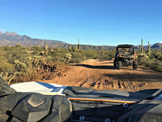 Off-Road Desert Adventure Tour