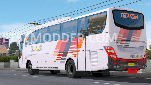Livery Bus Hdd Ets2