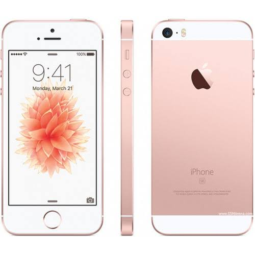 Apple iPhone SE 64 GB Rose Gold - Price In India Full Specifications, And Review