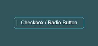 flutter radio checkbox example