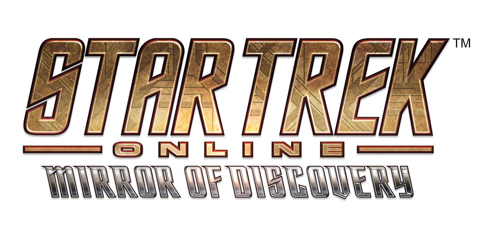 STAR TREK ONLINE: MIRROR OF DISCOVERY