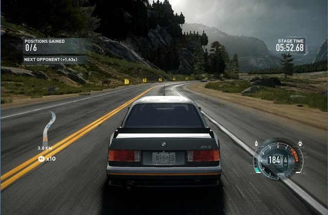 Need for Speed The Run Games Screenshots