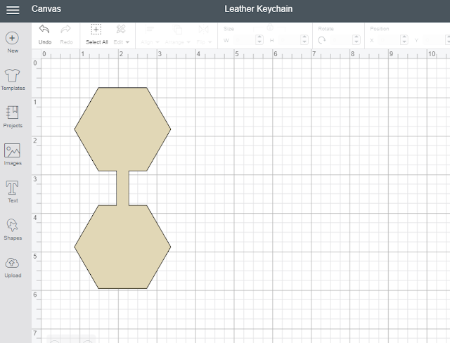 Create your own custom DIY Leather Keychains with Cricut!