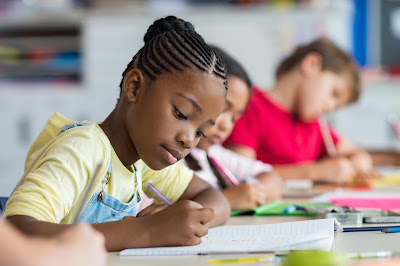 We know that students can develop print awareness through writing! Don't forget this critical component of an effective literacy program!