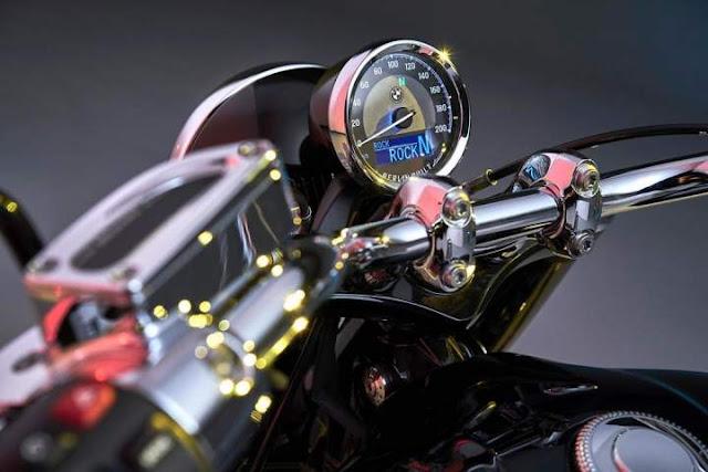 BMW R18 Spedometer