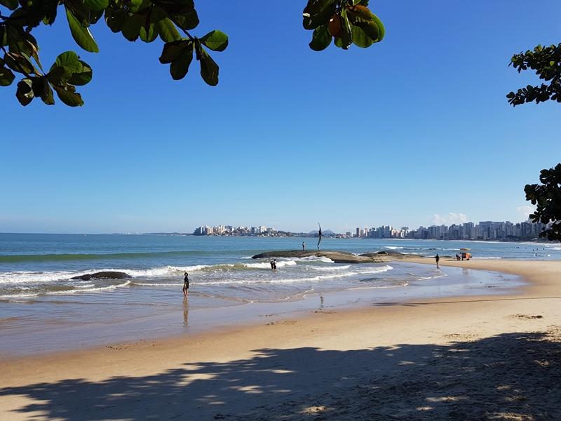 Praia do Morro, Marlim Azul - Guarapari