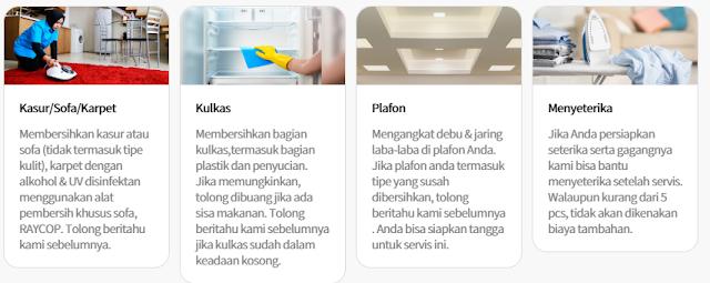 OK Home Solusi Rumah Bersih dan Sehat