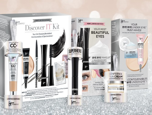 IT Cosmetics Christmas Gift Contest