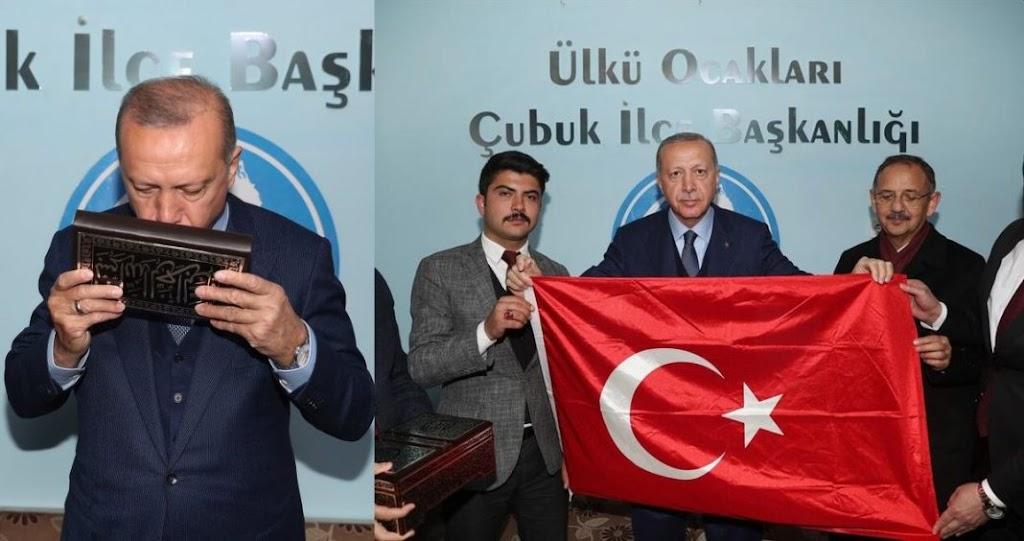 Γκρίζοι Λύκοι: Κάτω από την «ομπρέλα» του Ερντογάν!