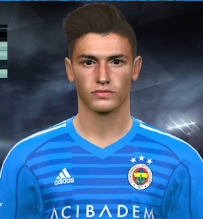 PES 2017 Faces Berke Özer by Facemaker Huseyn